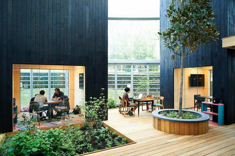 Flexibele kantooroplossingen voor evoluerende bedrijfsbehoeften
