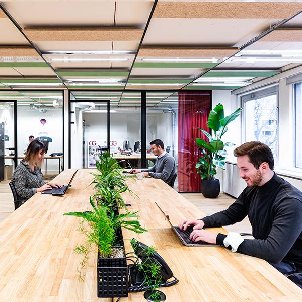 Coworking Silversquare Europe