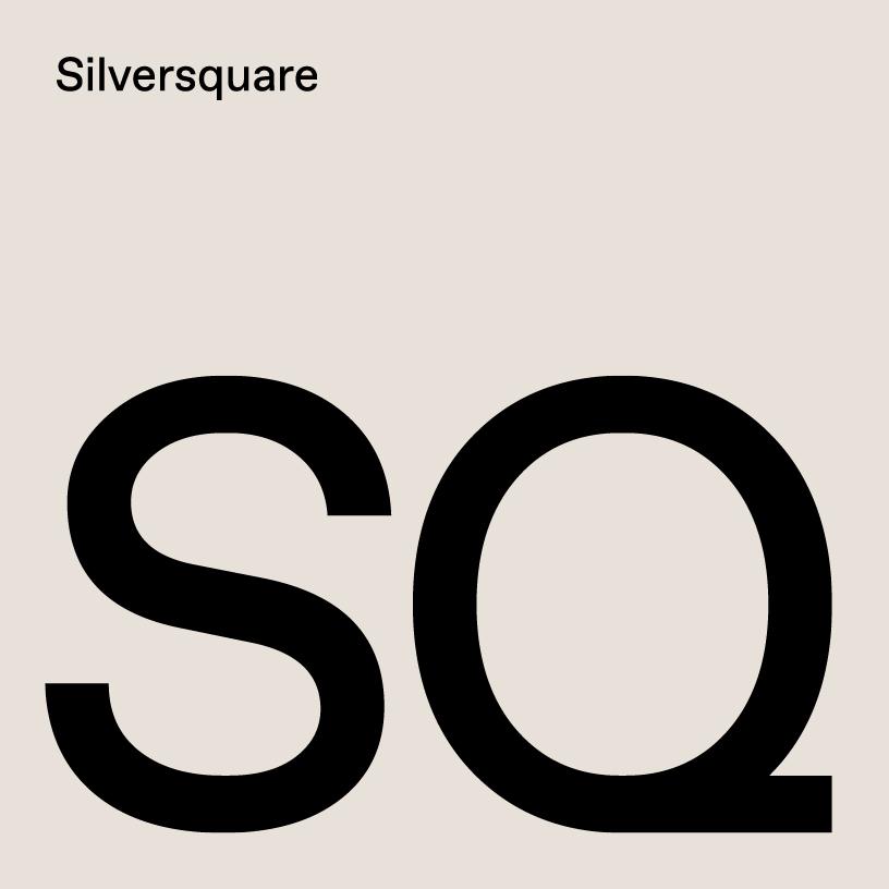 De nieuwe identiteit van Silversquare