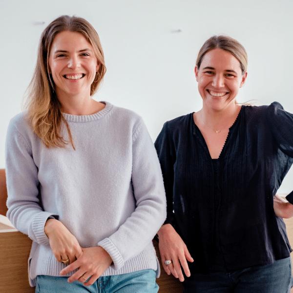 Entrepreneurs get Naked: Team4Job by Géraldine Dantin and Aurélie DeHerve